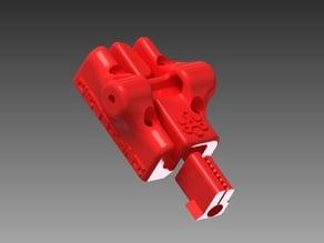 Infill 3D Delta Bot Carrier