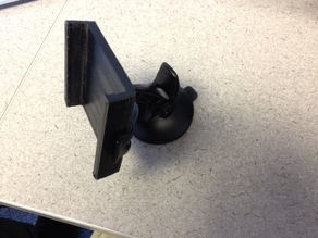 GPS Mount Adapter for iPhone 4S w/ Case