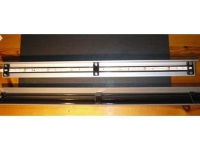 LED Schiene rail 200mm extendable