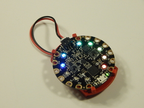 Circuit Playground Battery Backpack