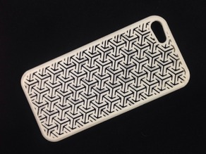 Tessellated iPhone 5 Case