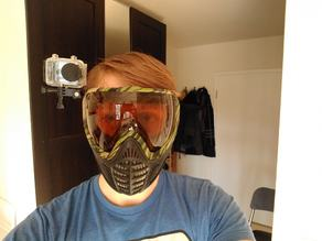 Virtue Vio Mask GoPro style mount