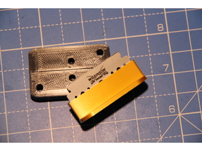 Simple Bowden Tube Cutter (Wilkinson Classic)