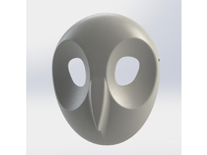 Court of Owls Mask 3