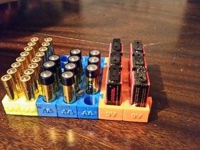 Modular Battery Holder
