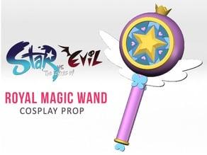 Star Butterfly Cosplay Wand (Season 1)