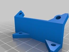 50mm fan bracket for Makergear M2