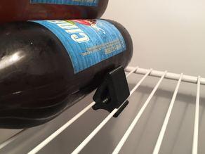 Refrigerator Bottle Stay
