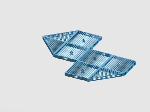 Plenum Modules For Jaubertu0027s Method For Living Reef Aquariums By Xfifi    Thingiverse