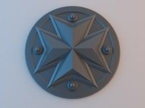 Black Templar Logo