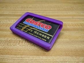 Minimalist Oval Wallet