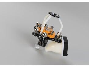 Effecteur Magnetic + Sonde bed auto leveling intégrée / Effector