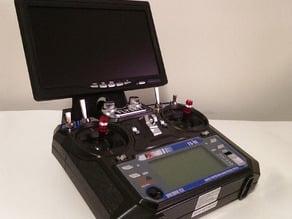 Flysky / Turnigy i6 Transmitter FPV Mount