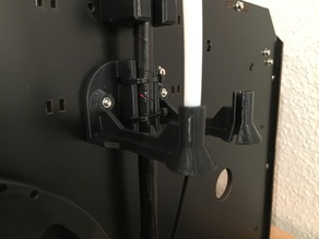 CTC Filament Guide (New Screw Position)