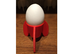 The egg rocket