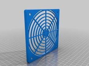 120mm fan grill / cover