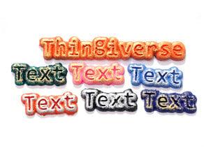 Text Magnet