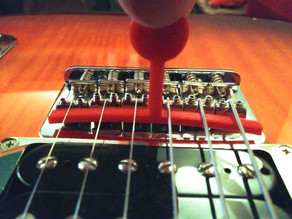 Guitar Understring Radius Gauges