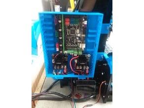 Anet A8 Electronics Box MKII - MKS GenL mod