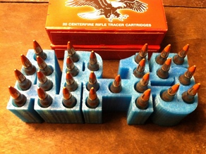 25 piece 223/556 ammo tray (AR-15)