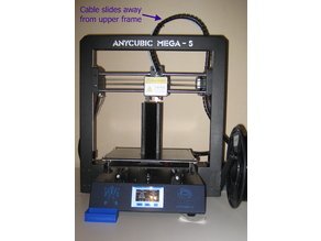 Cable Slider for ANYCUBIC MEGA-S