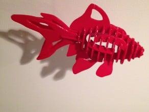Goldfish - 3D Puzzle