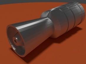 DL-44 muzzle hider