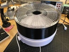 Filament Dryer Dehydrator Extension - Easy Print
