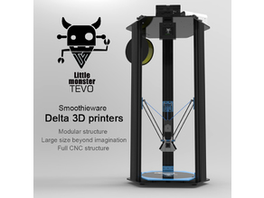 TEVO Little monster design draft open source project