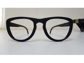 3D Printed Sunglasses FABTEXTILES