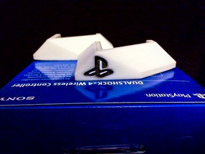 Vertical PS4 Stand (LOGO)
