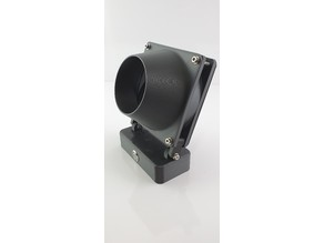 Ø120mm modular desktop fan & fume extractor