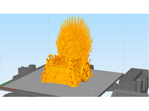 Bran's Iron Throne