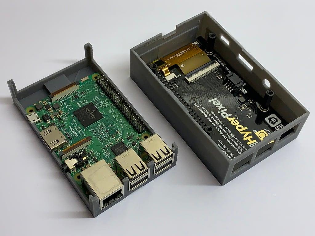 Raspberry Pi Case for 4