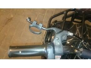 Brake lever adapter for Kids ATV