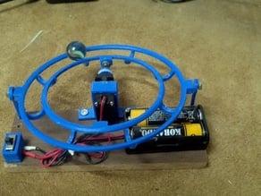 Rolling ball machine03