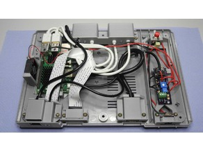 Playstation with Raspberry Pi 3 [V1.0]