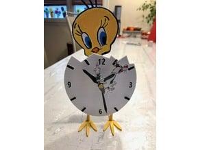 Horloge Titi