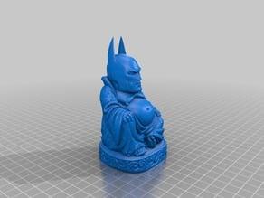 Big Head batman buddha ornament