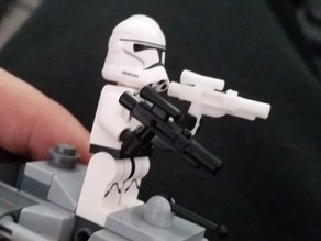 Lego Storm Trooper Blaster
