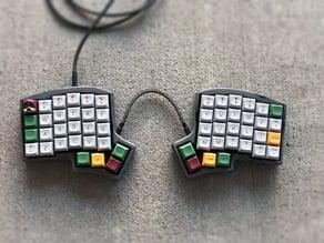 Iris Keyboard Case