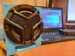 12cm Portable Speaker box