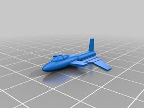 Battletech Stingray Aerospace Fighter