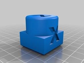 XYZ Calibration Cube