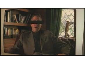 Censor Bar Glasses