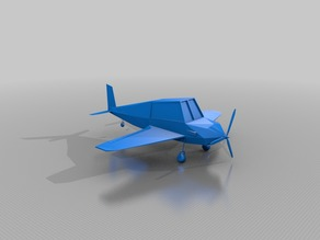Plane Model #01
