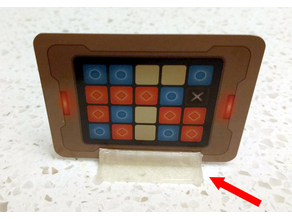 Card Stand for Codenames