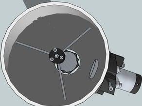 Printonian - Printable Newtonian Telescope