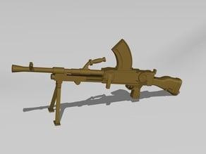 Bren Mk.1 kulomet