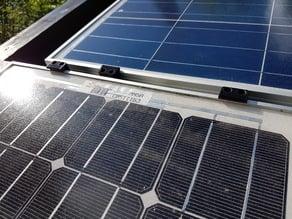 Solar Panel / Module mounting Bracket // Solar Panel / Module Befestigung